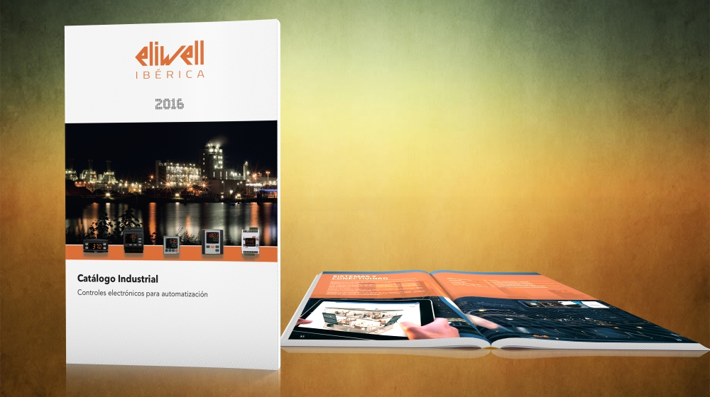 Catálogo industrial Eliwell Ibérica