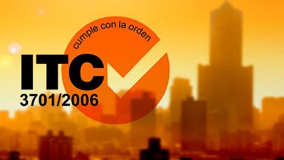 Metrologia ITC 3701 / 2006